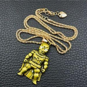 🦇 Batman golden necklace 🦇